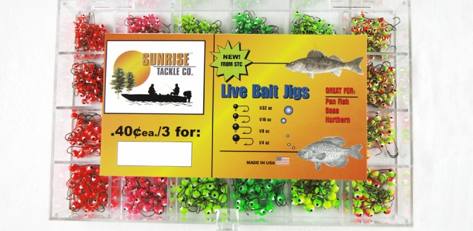 Jig Refill Packs